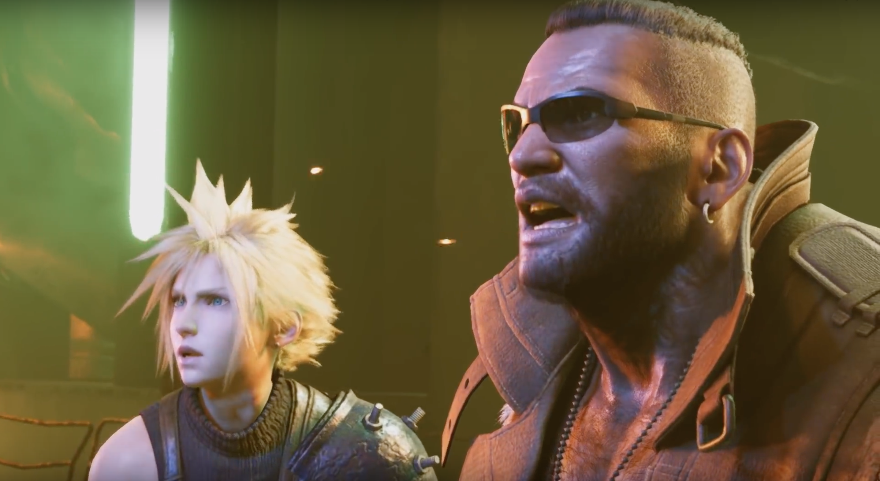 Square Enix Debuts Low-Poly Final Fantasy VII Remake Figurines and They Are Adorable