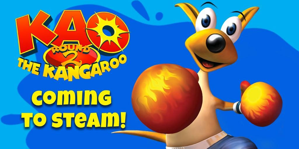 Kao the Kangaroo is Coming Back With a PC Port of Round 2 in June