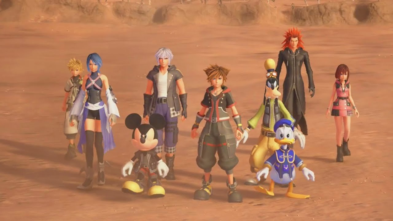 Kingdom Hearts III Re:Mind Gets A New Trailer But No Release Date