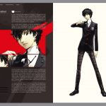 Atlus, P Studio, P5S, Persona 5, Persona 5 S, Persona 5 The Royal, PS4, artbook, Persona 5 Official Design Works
