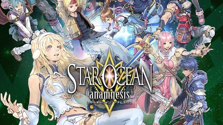Star Ocean Anamnesis Features New Valkyrie Profile Scenario, Takes Place Between 1 and 2