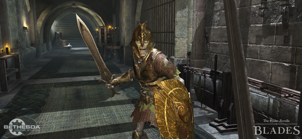 The Elder Scrolls: Blades Coming to Nintendo Switch for Free this Fall; Mobile Version Getting New Content