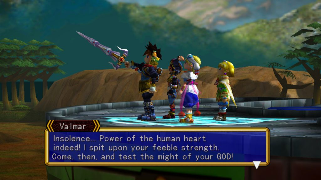 Grandia HD Collection Brings Great Remasters of Classic JRPGs to Nintendo Switch
