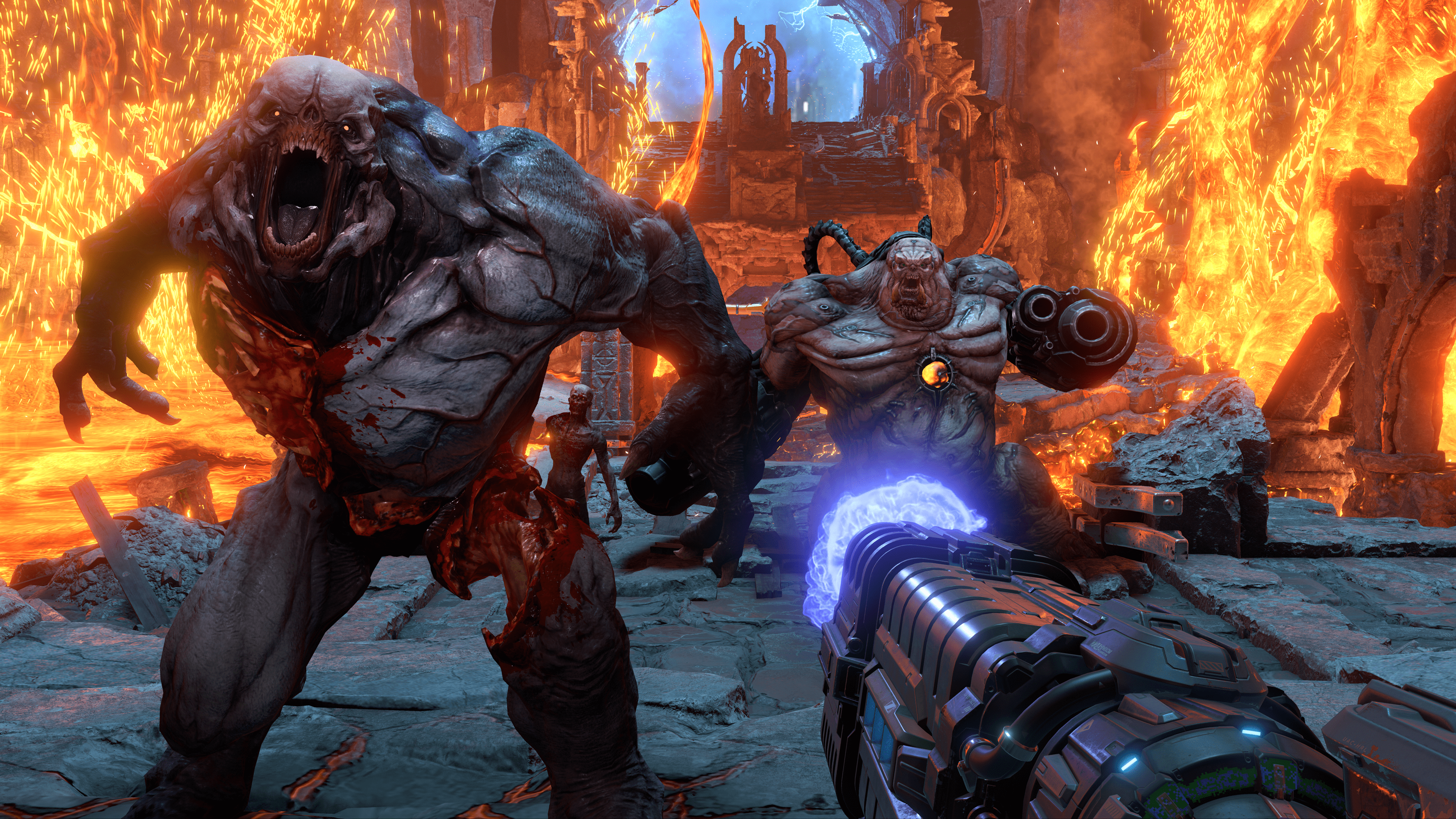 DOOM Eternal Somehow Seems to be an Improvement in Every Single Way from 2016's Entry