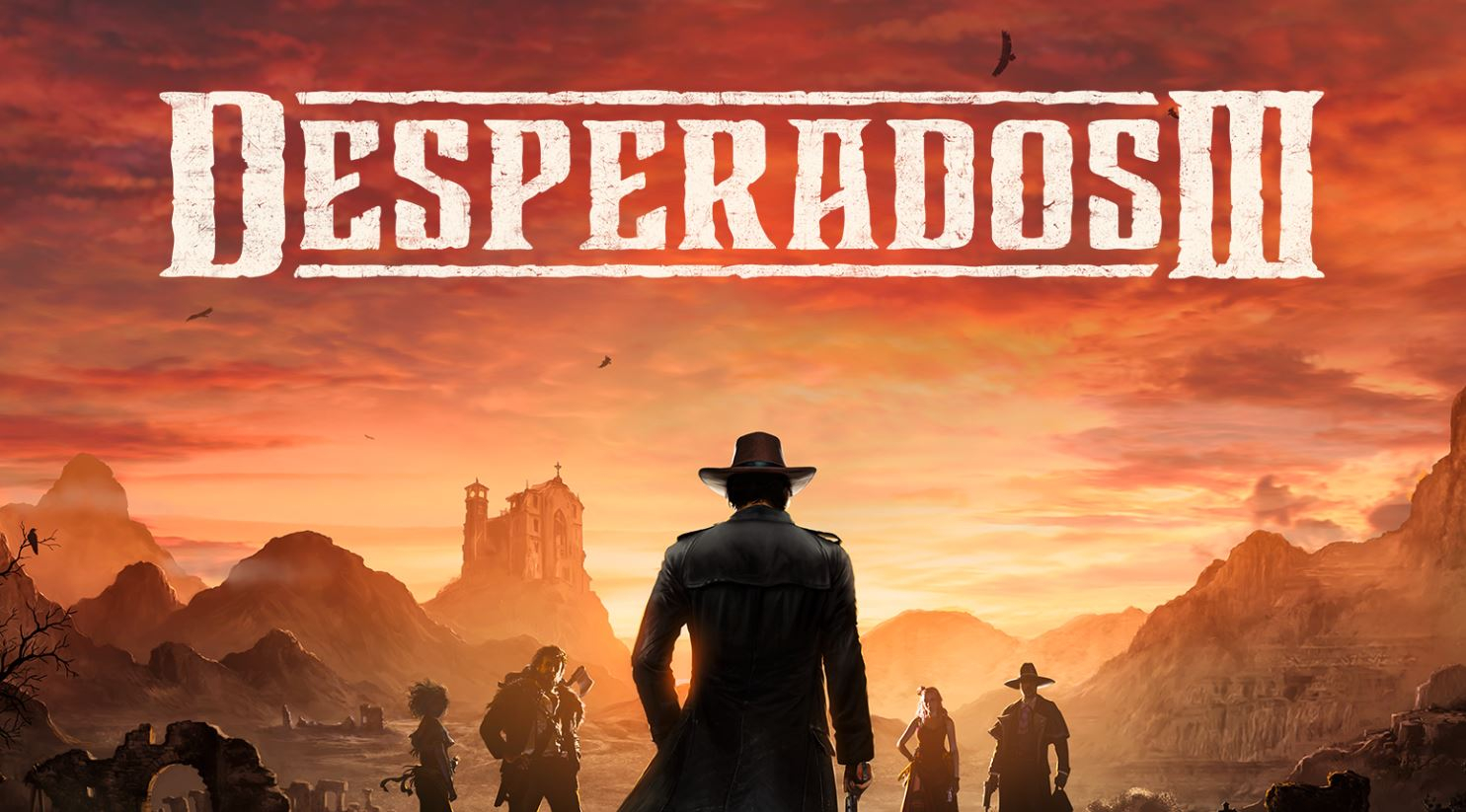 Desperados Iii Retains The Spirit Of The Originals And Plays Surprisingly Well On A Controller