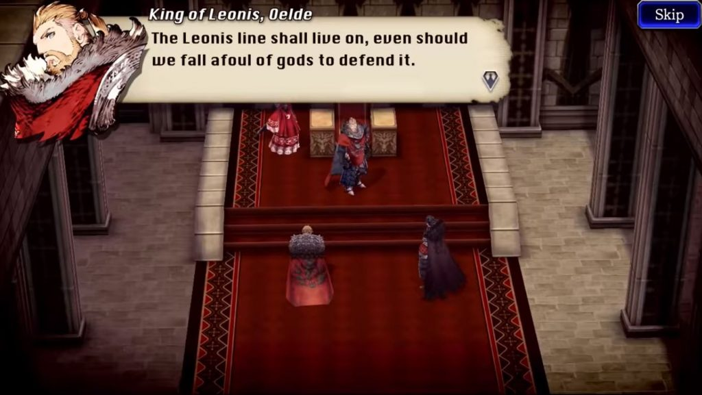 War of the Visions: Final Fantasy Brave Exvius Developers Explain How to Make a Story-Based Strategy Game Work on Mobile