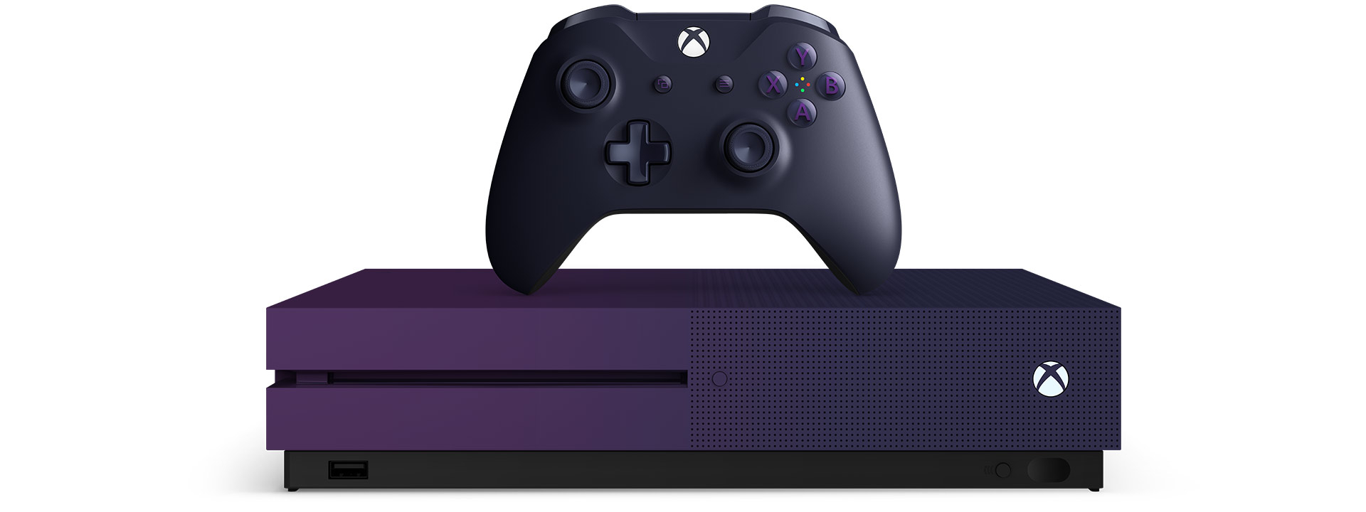 Xbox One S is Getting a Fortnite Bundle with a Sleek Purple Console