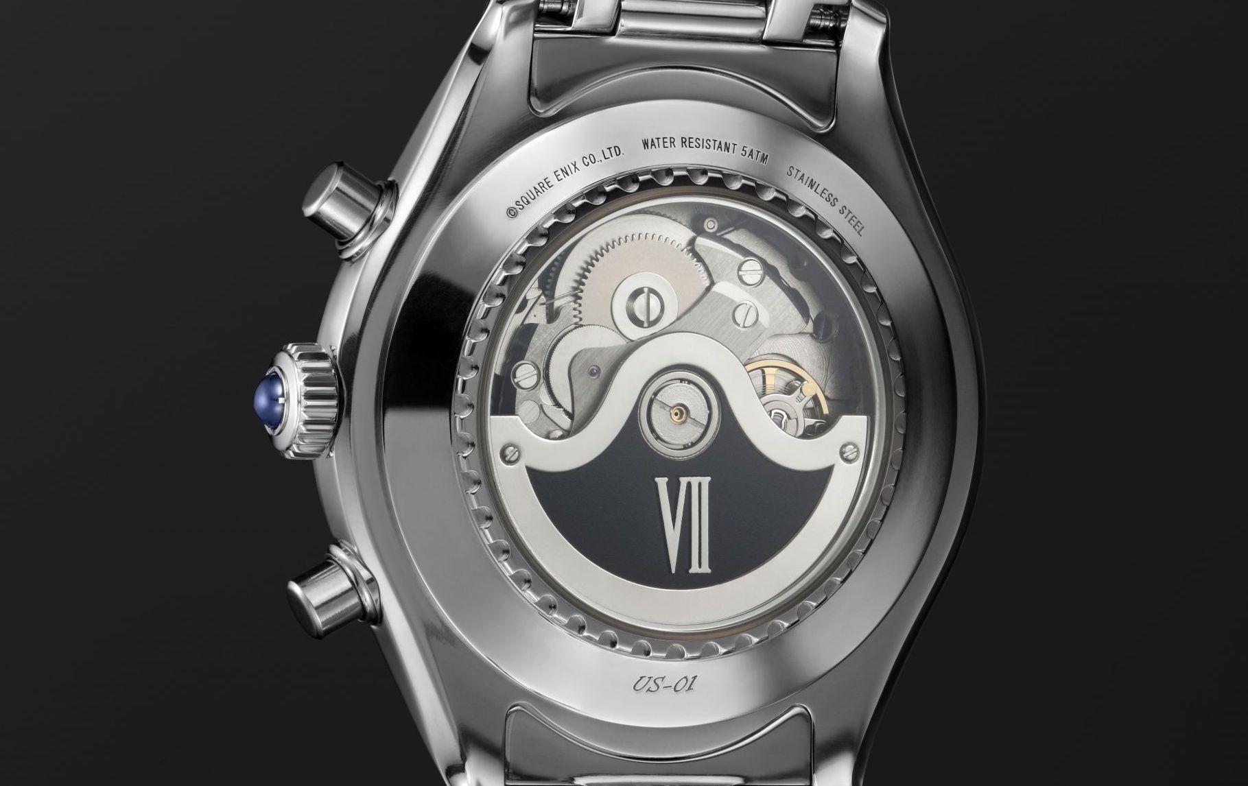 These Beautiful Final Fantasy VII Chronograph Watches Can Be Yours For Just $2,500