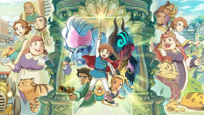 Mr. Drippy Wants You to Save the World in Ni No Kuni: Wrath of the White Witch Remastered Launch Trailer
