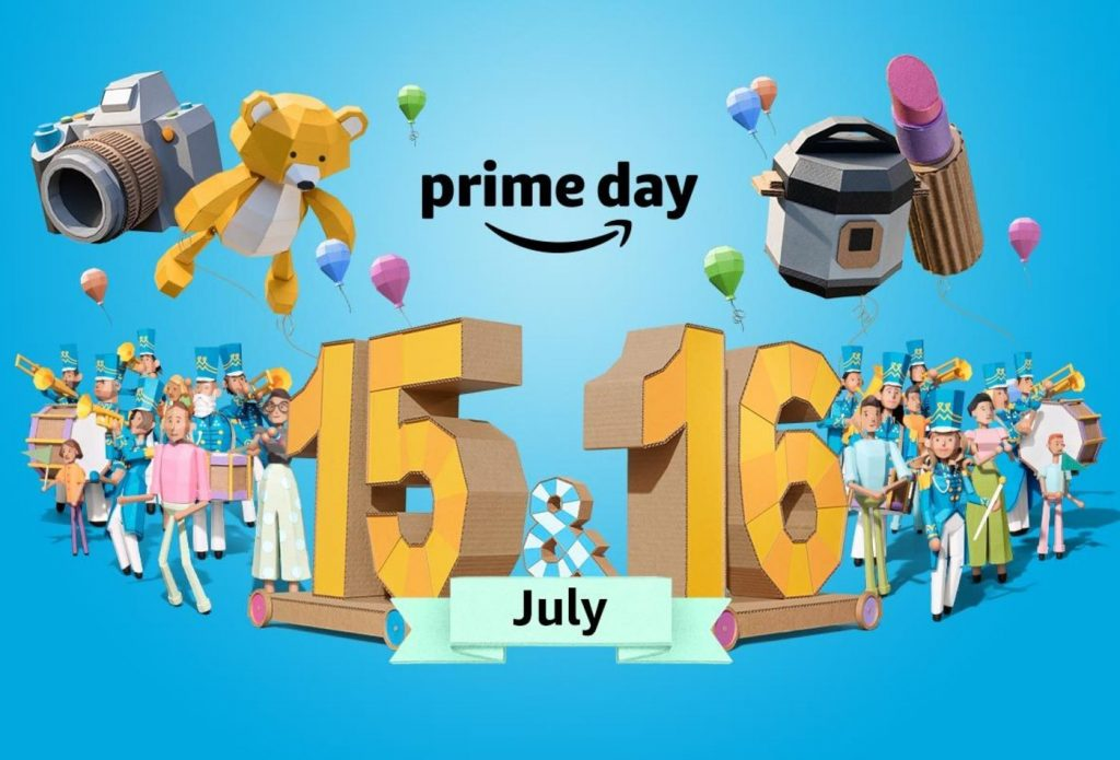 Check Out These Great Amazon Prime Day Deals for PC, PS4, Xbox One, and Switch