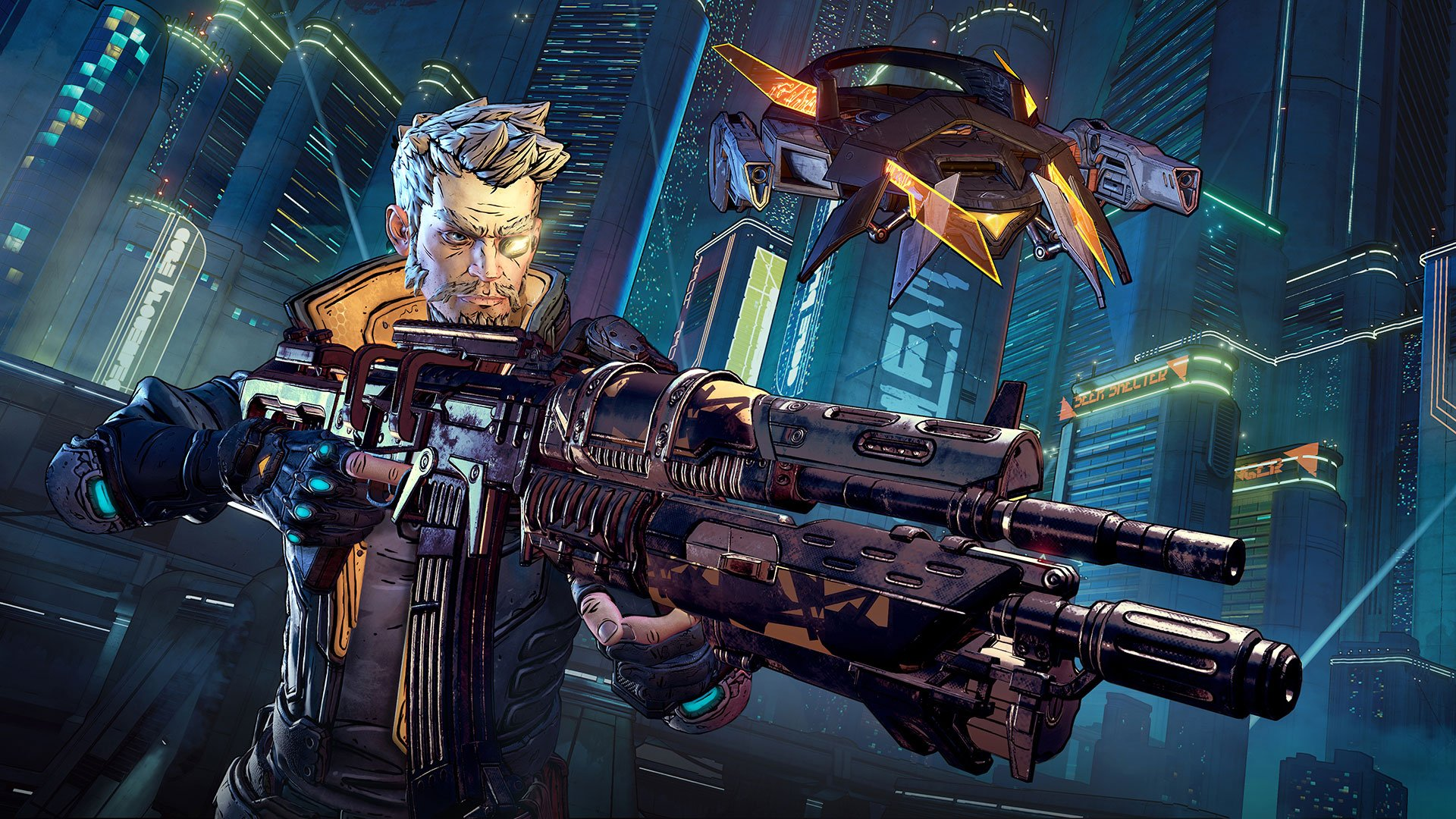 Borderlands 3 Pre Loading To Be Available On Pc Via Epic