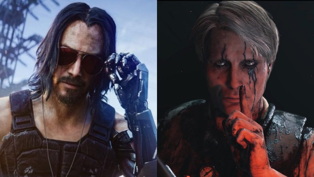 Keanu Reeves Was Nearly Involved with Death Stranding