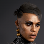Cyberpunk 2077 Character Models Are Shown With Stunning Detail in New Images from CD Projekt Red