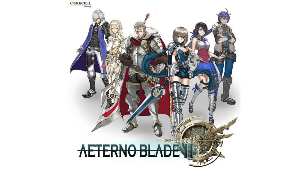 AeternoBlade II Looks Pretty Cool And Releases Soon