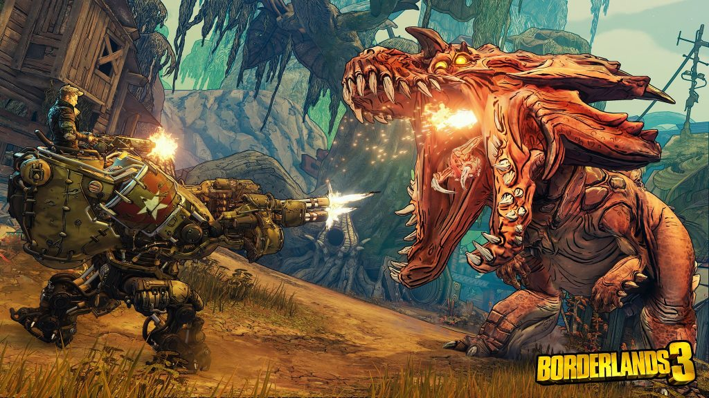 Borderlands 3 Will Support Two Graphical Options on PS4 Pro