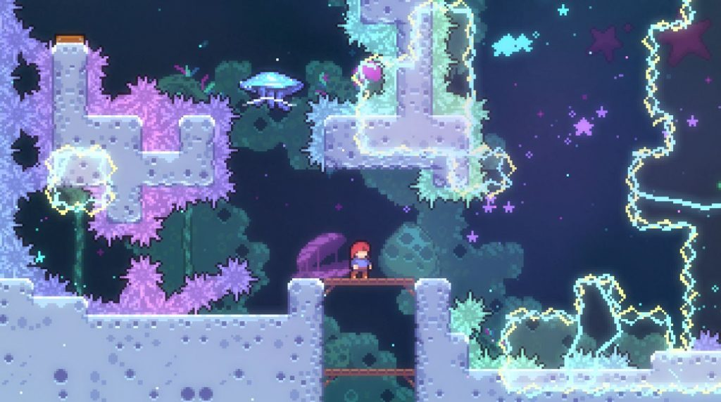 The Upcoming Chapter 9: Farewell DLC for Celeste Seems to be Almost Here
