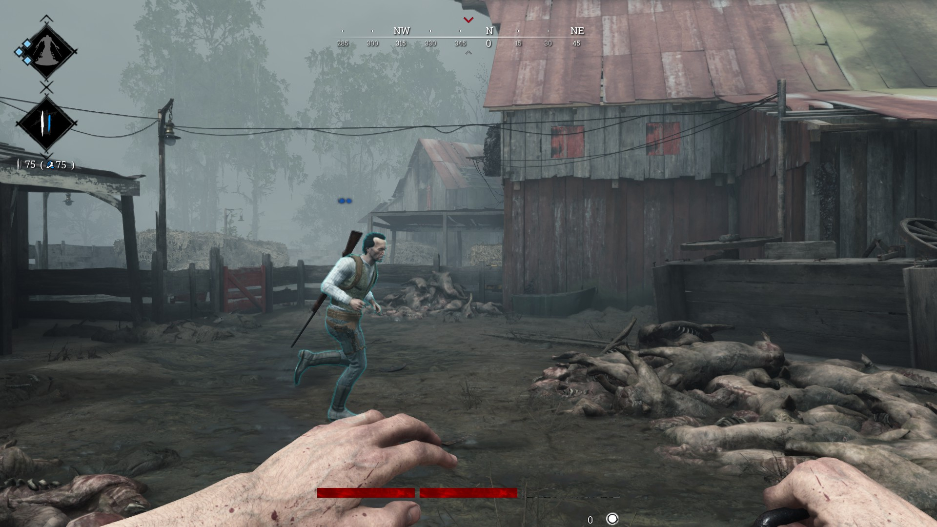 Forced Showdown Gameplay hunt: showdown review — live and diethe hunt