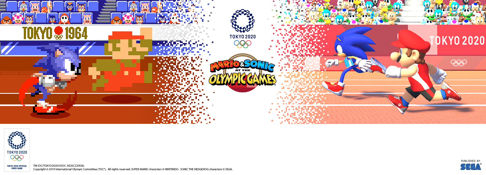 Mario And Sonic At The Olympic Winter Games 2020.Mario Sonic At The Olympic Games Tokyo 2020 Reveals