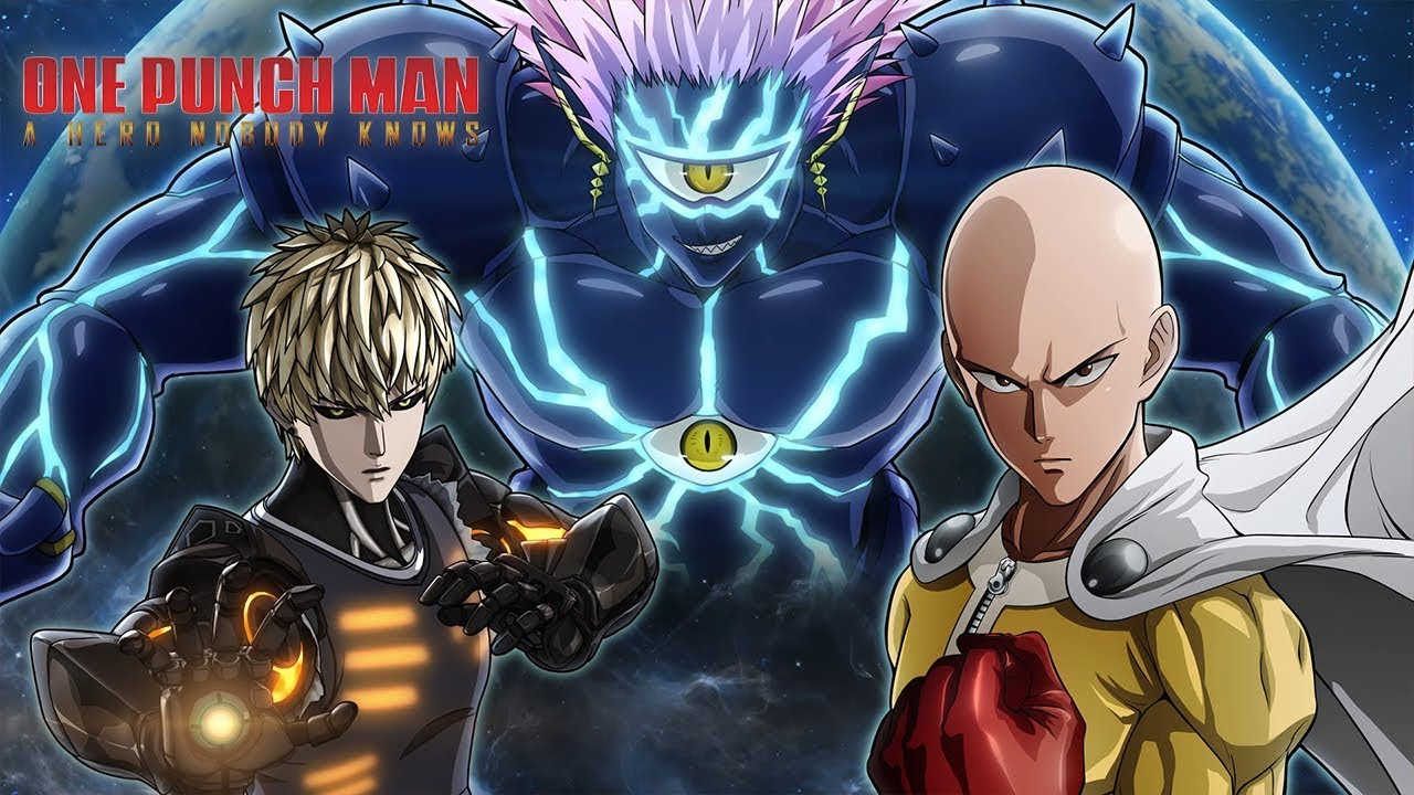 In One Punch Man: A Hero Nobody Knows, You Have to Wait for Saitama to Get to the Battle