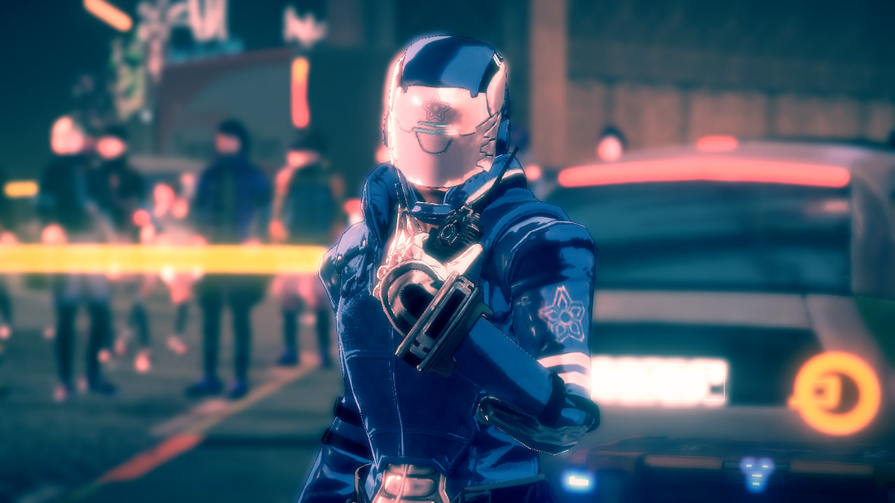 """Astral Chain Dev Blog Explores the """"Pixelizer,"""" Which Gives the Game a Retro Touch"""