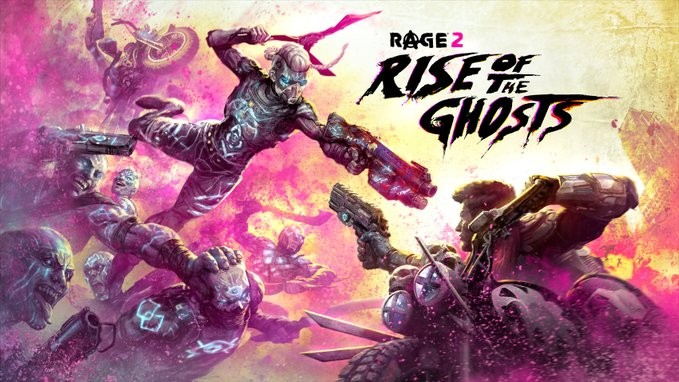 Rage 2's First Major Expansion Rise of the Ghosts Comes September 26