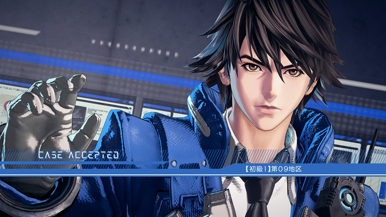 Astral Chain Dev Blog Takes a Look at Holographic Animation