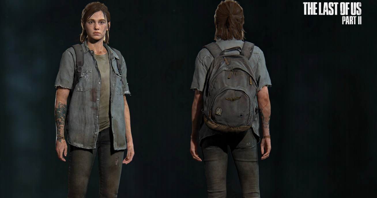 The Last Of Us Part Ii S Official Ellie Cosplay Guide Will