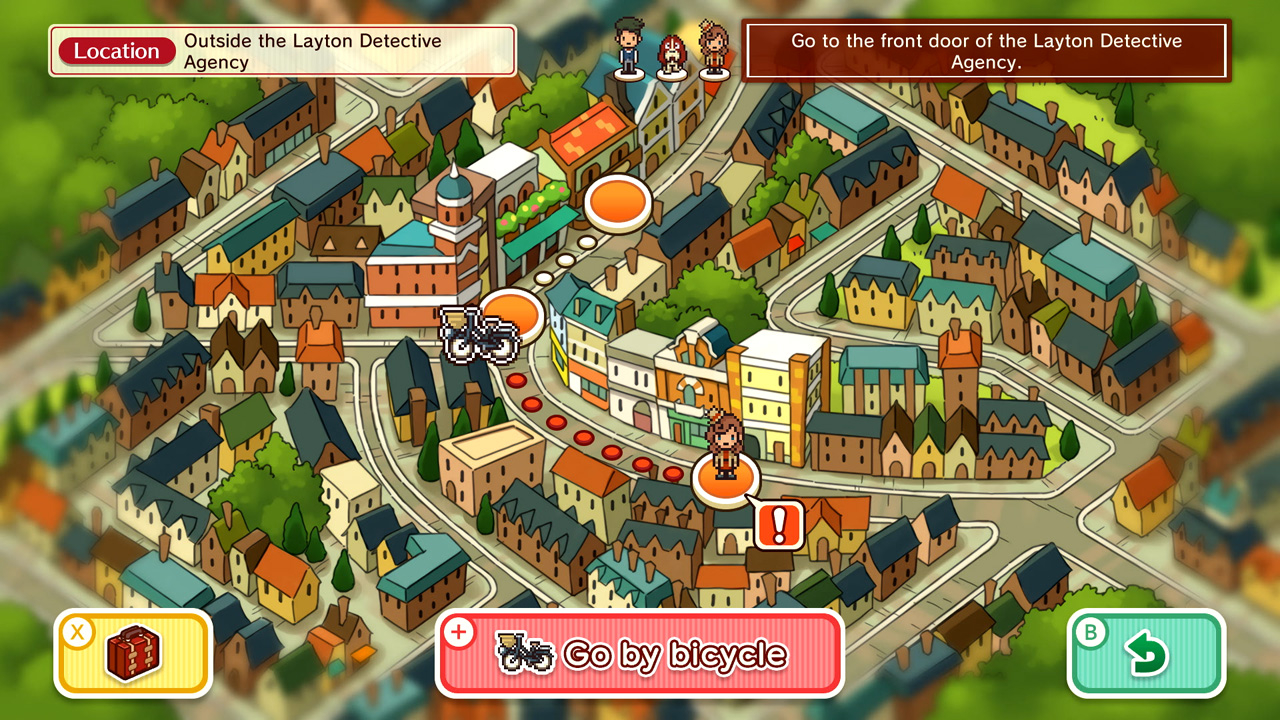 3ds, android, iOS, Lady Layton, Layton's Mystery Journey, Layton's Mystery Journey: Katrielle and The Millionaire's Conspiracy, Level 5, Nintendo Switch, Switch
