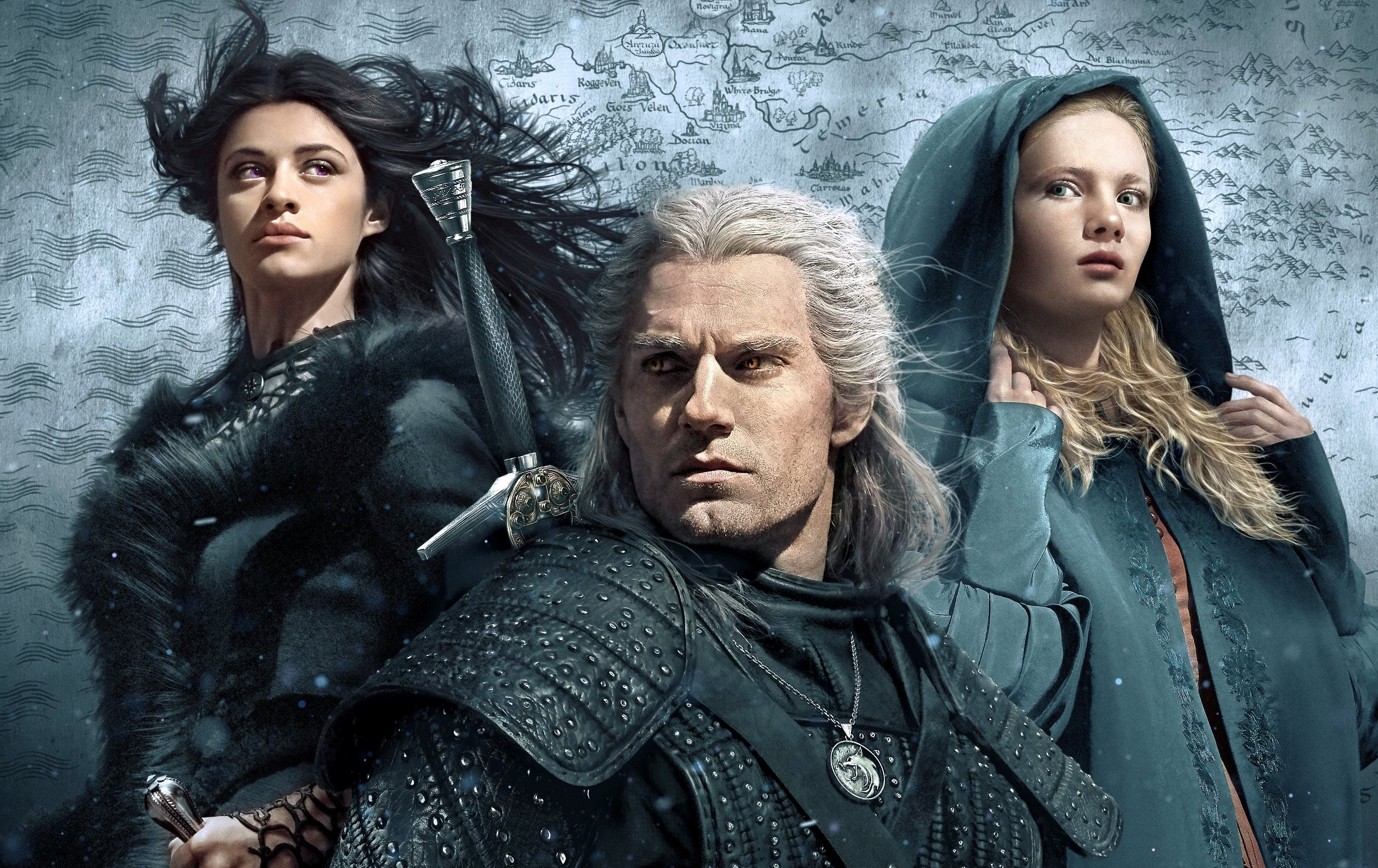 Netflix S The Witcher Music Sounds Excellent With Two