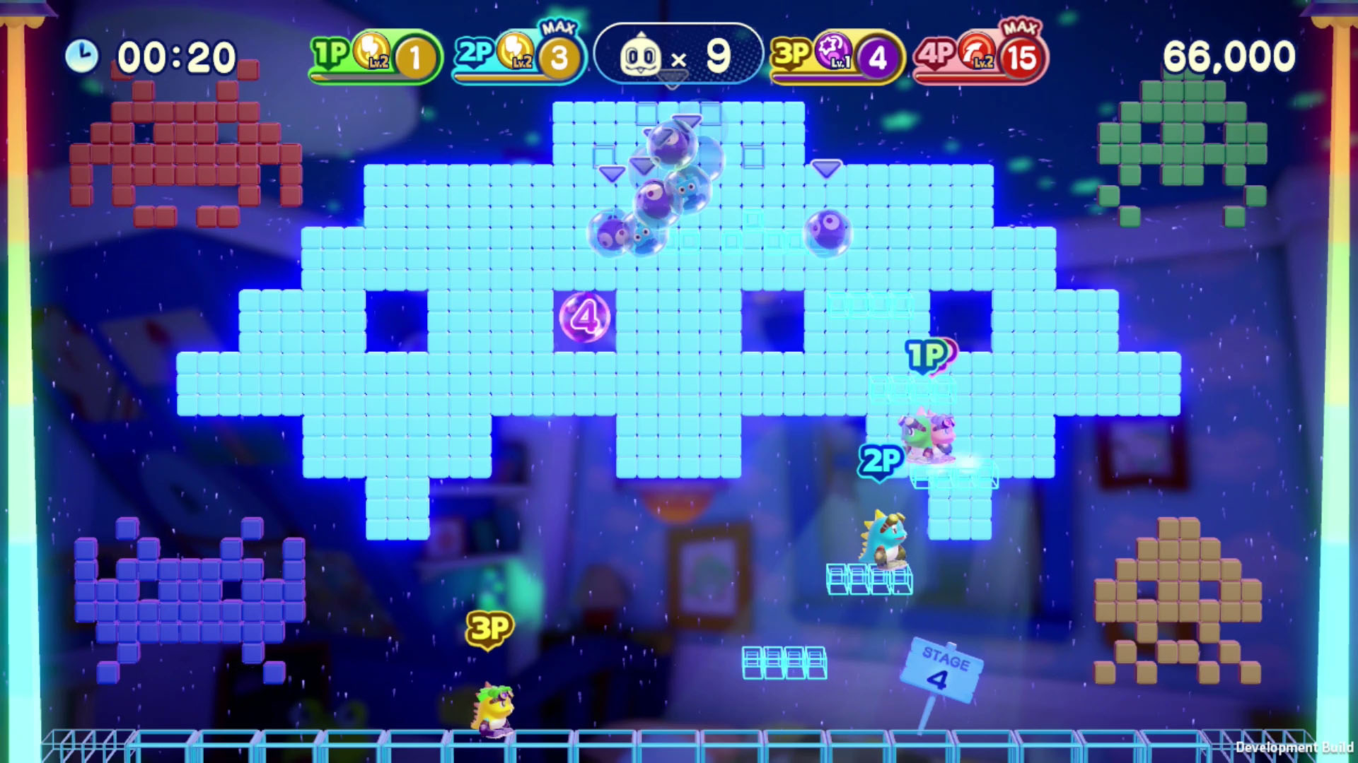 Bubble Bobble 4 Friends Heading to Switch Q1 2020, New Trailer Arrives