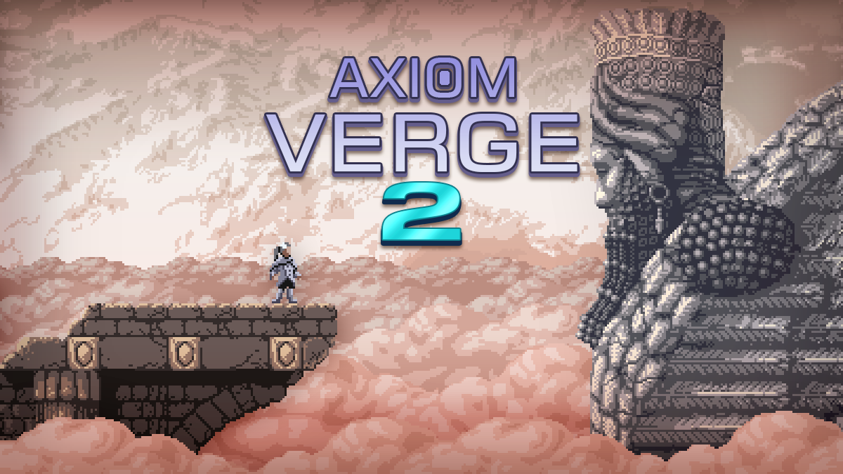 Axiom Verge 2 Revealed for Nintendo Switch by Thomas Happ Games