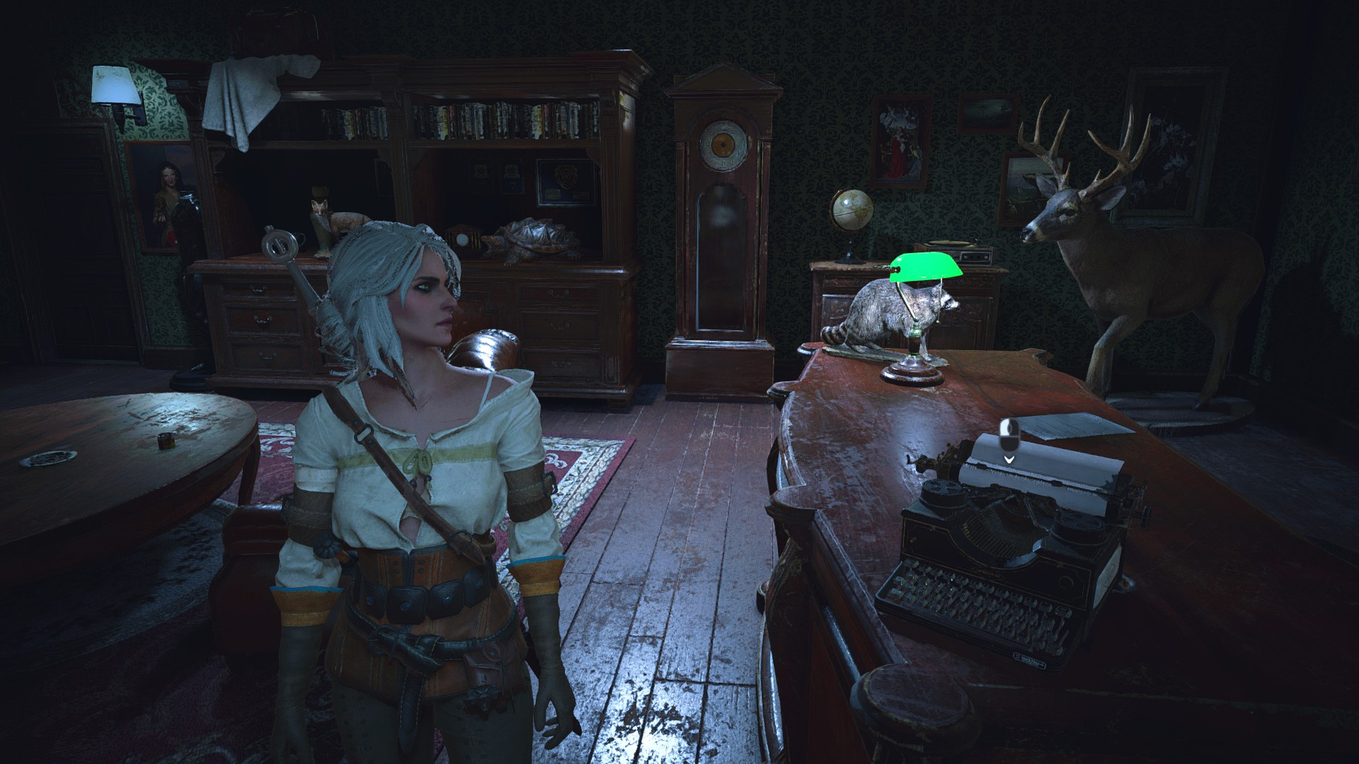 Resident Evil 2 Remake Mod Brings The Witcher 3 S Ciri To Racoon City
