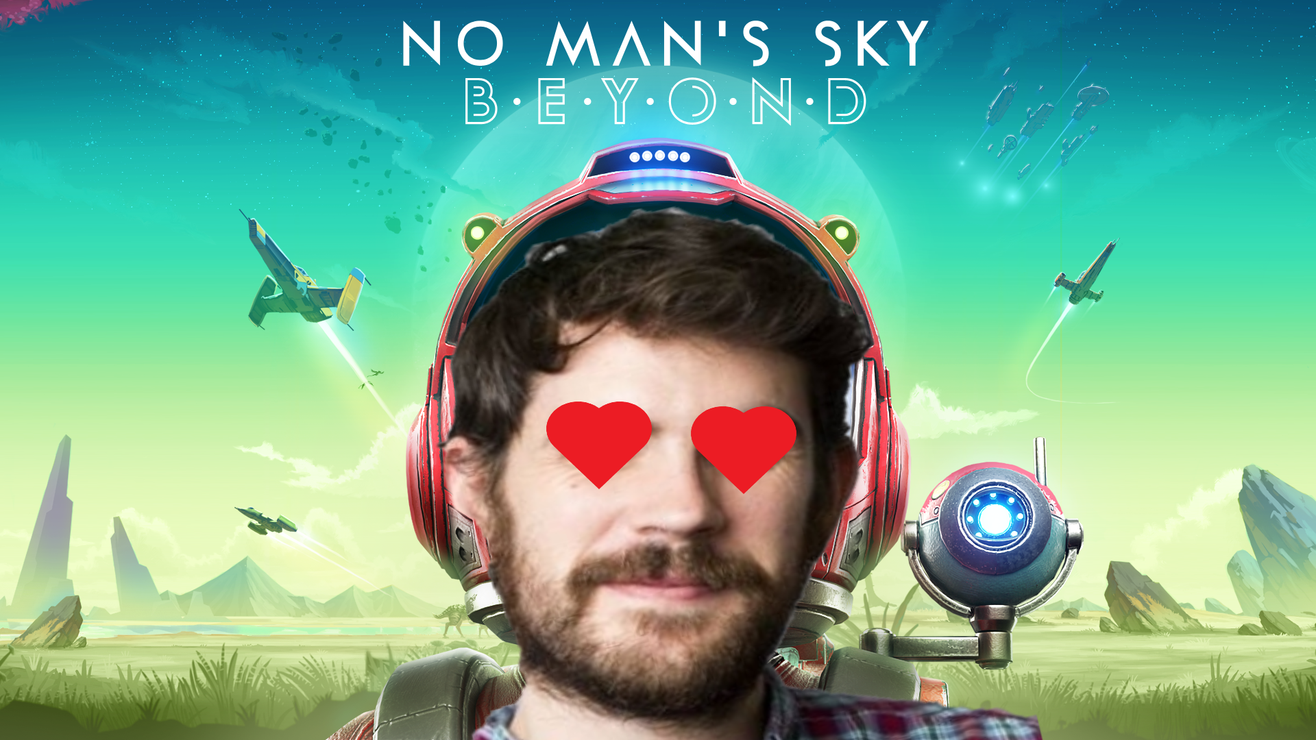 No Man S Sky Director Sean Murray Doesn T Want You To See His Erotic Fanfic