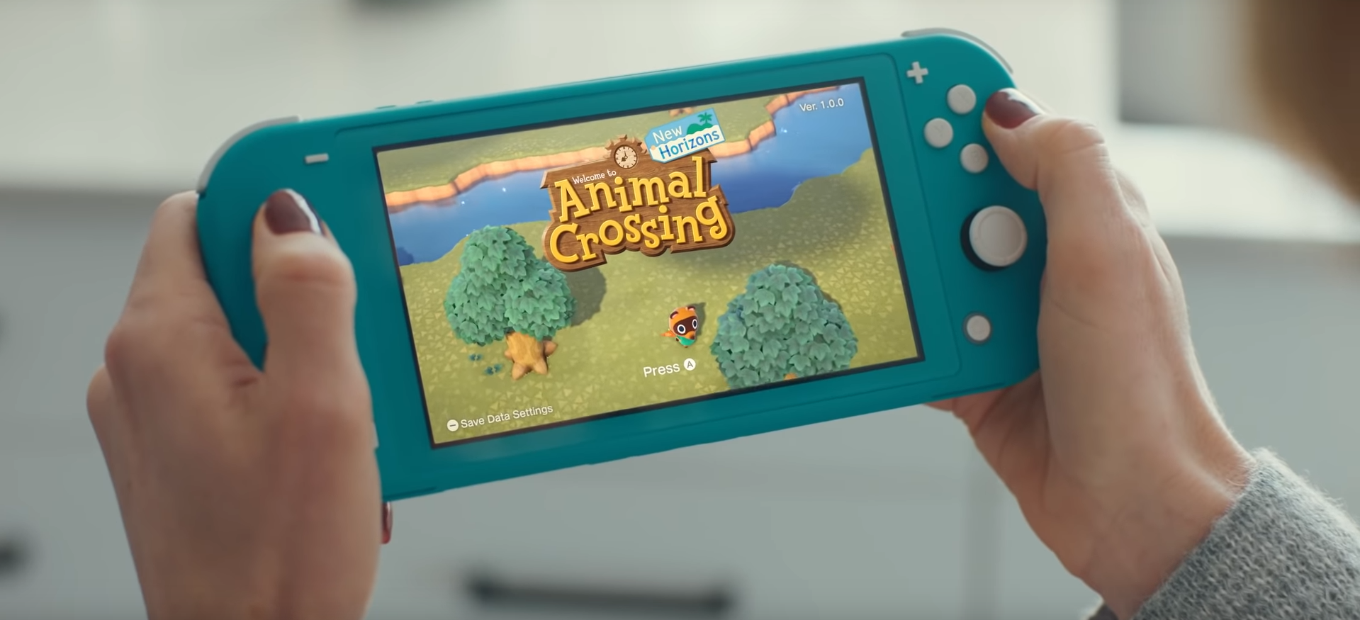 Animal Crossing New Horizons Gameplay Shown Off In New Commercial