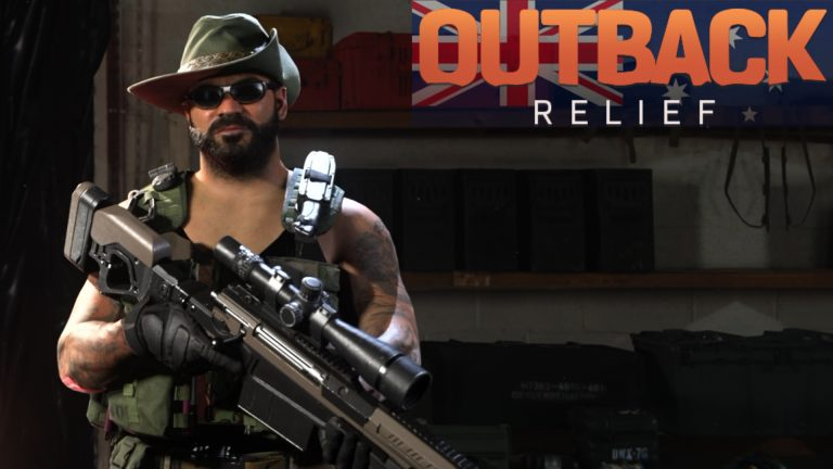 call of duty outback relief