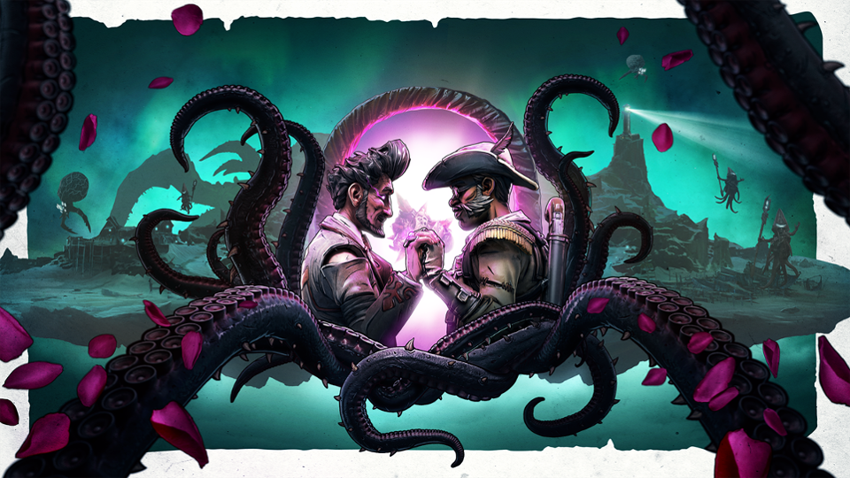 Borderlands 3: Guns, Love, and Tentacles Out Now