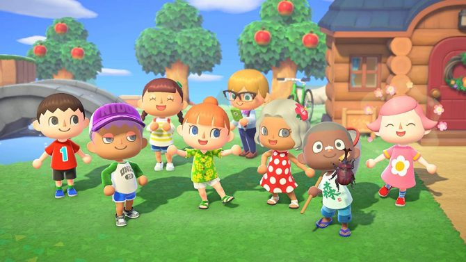 Animal Crossing Switch Sales