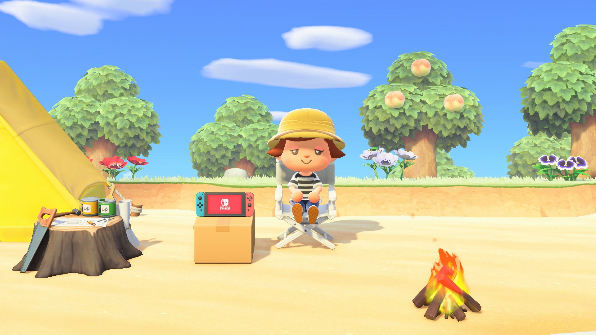 Animal Crossing New Horizons Players Get Creative With Custom Art