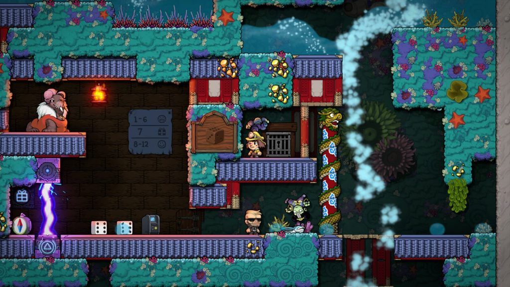 Mossmouth, PS4, PC, Spelunky