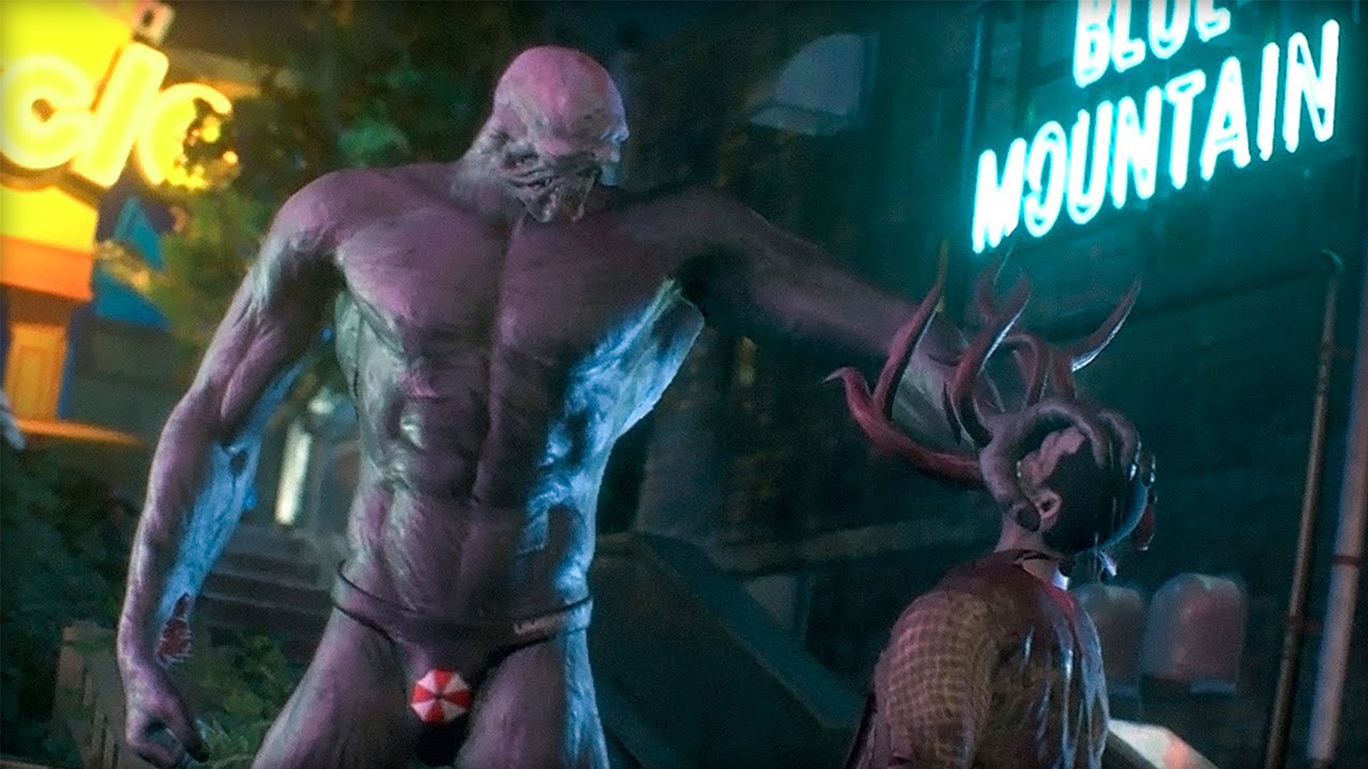 Resident Evil 3 Mod Gives Nemesis A Muscular Beach Body And Speedos
