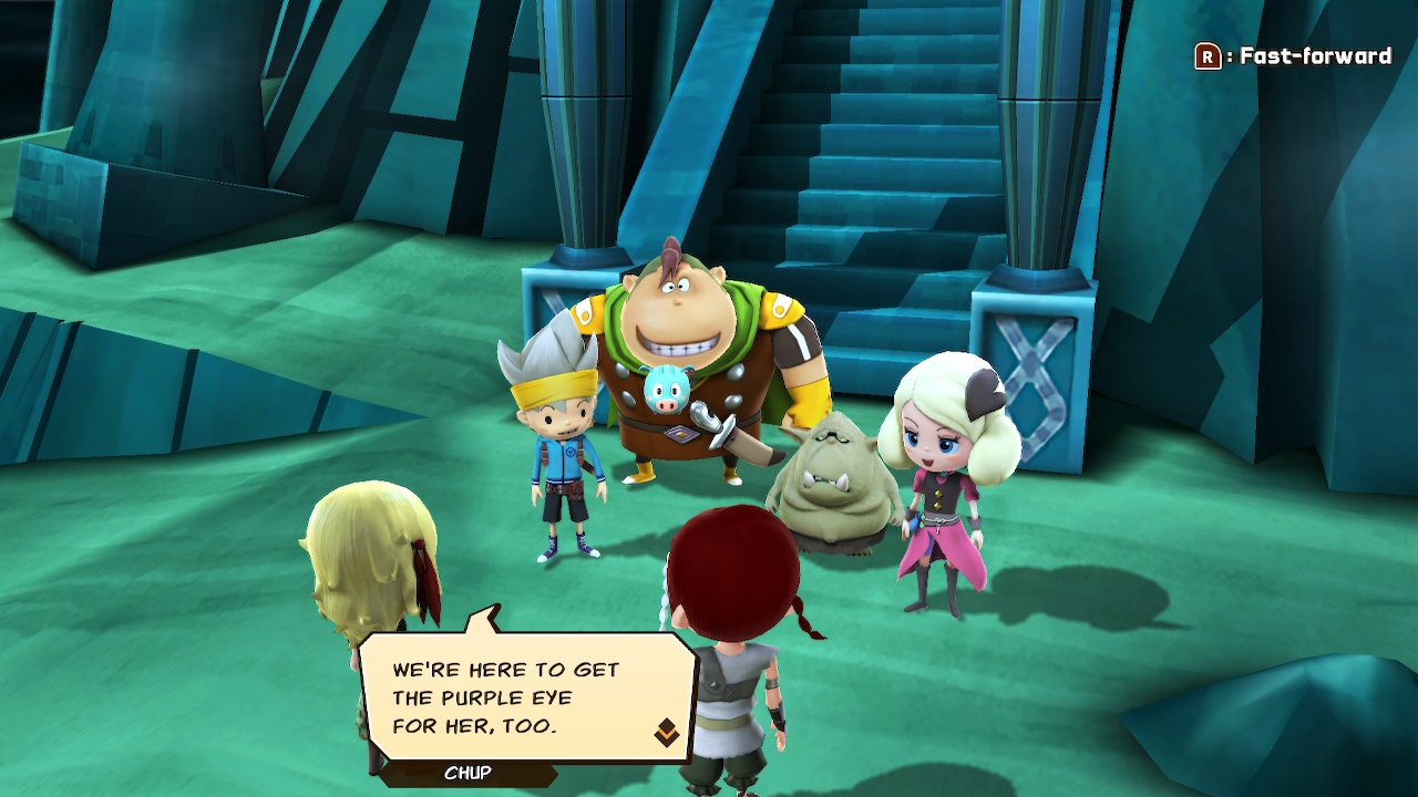 Action RPG, Level 5, Nintendo, Nintendo Switch, Roguelike, RPG, Snack World, Snack World: The Dungeon Crawl – Gold, Switch, The Snack World: Trejarers