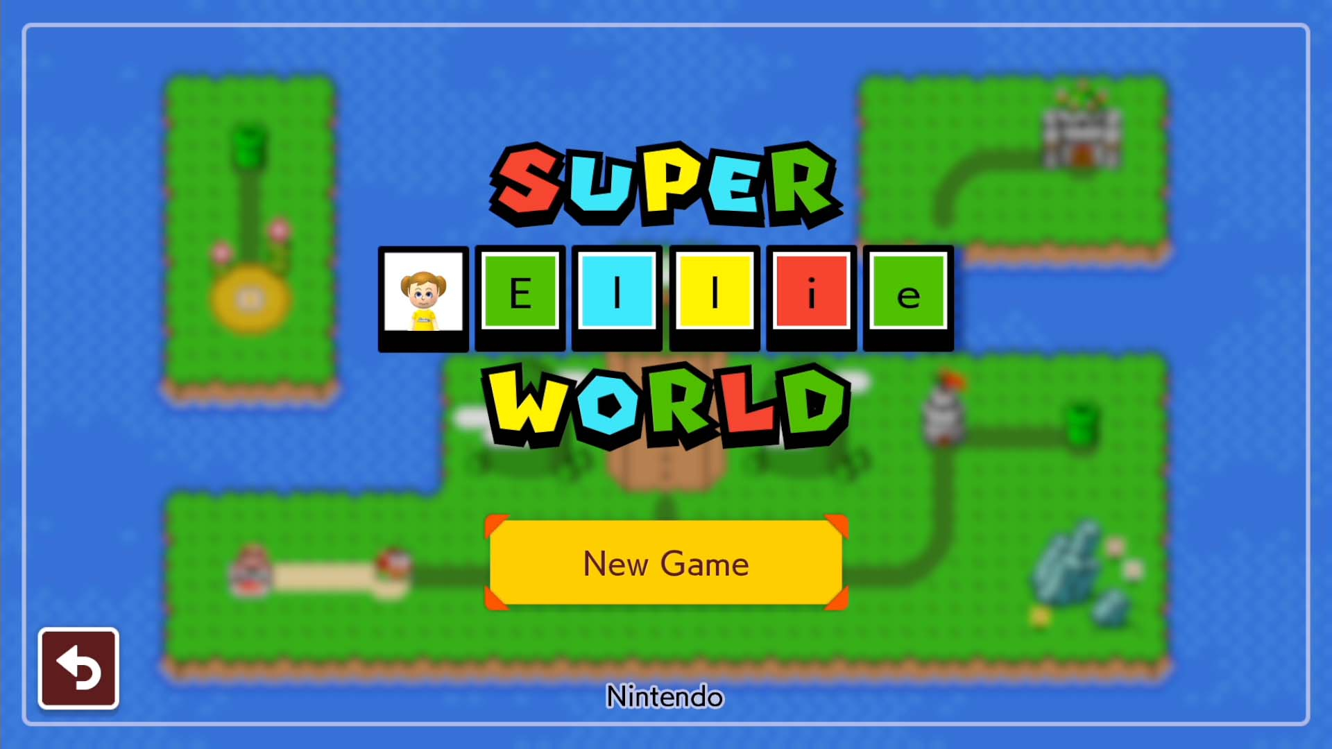 Super Mario Maker 2's Next Update Lets You Create Your Own Worlds