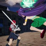 Fairy Tail RPG Screenshots Duel Erza Wendy Feature