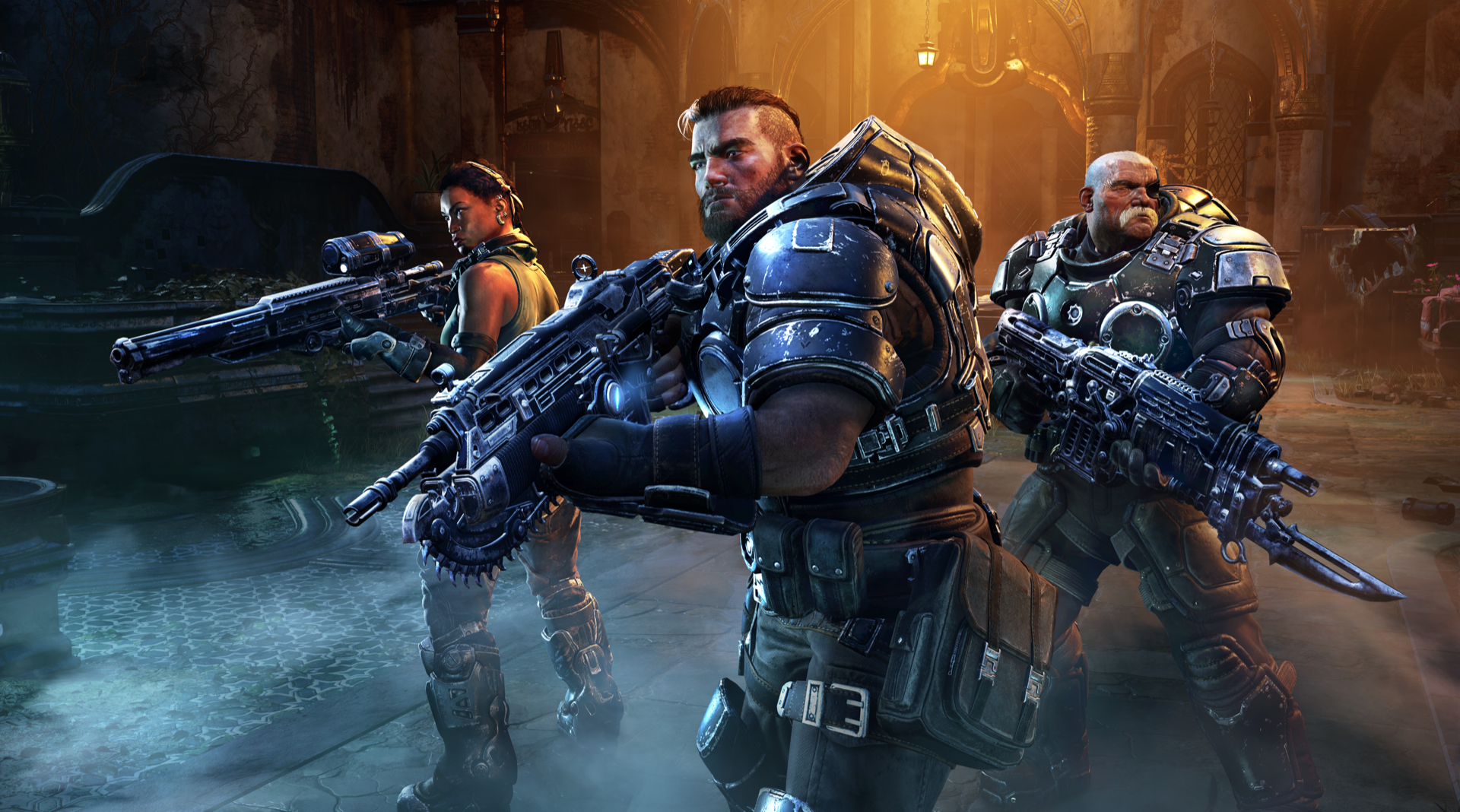 Gears Tactics Has Gone Gold for Xbox Series X and Xbox One, Will Soon Boast a Higher Gamerscore