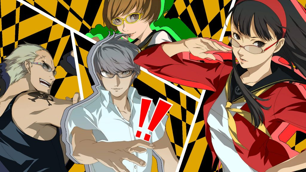 Persona 4 Golden Gets its First Update on Steam