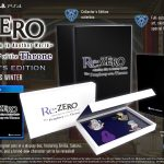 ReZero - Starting Life in Another World The Prophecy of the Throne Collector Edition