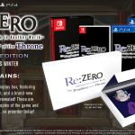 ReZero - Starting Life in Another World The Prophecy of the Throne Day One Edition