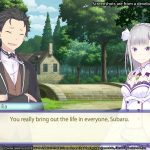 ReZero - Starting Life in Another World The Prophecy of the Throne screenshots 2