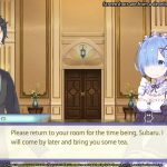 ReZero - Starting Life in Another World The Prophecy of the Throne screenshots 3