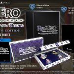 ReZero - The Prophecy of the Throne limited edition